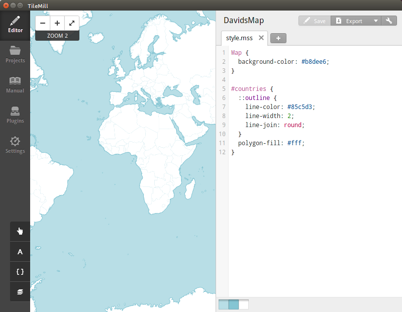 Create your own custom interactive map, using TileMill+LeafletJS